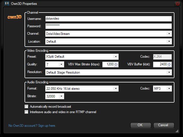 Как сделать стрим на весь экран xsplit