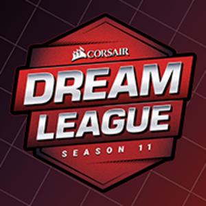 dreamleague Dota 2 стрим