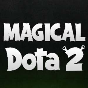 magical Dota 2 стрим