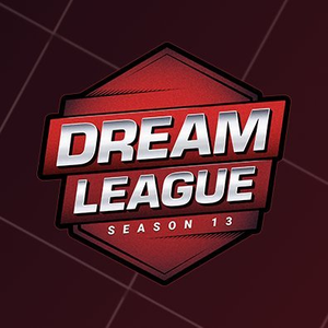 DreamLeague Dota 2 стрим