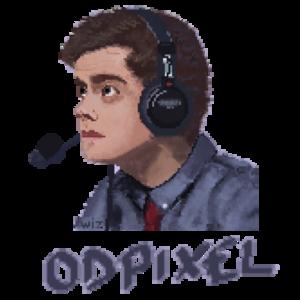 odpixel Dota 2 стрим